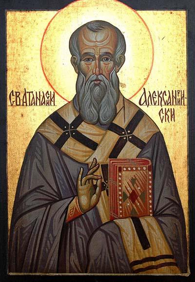 Athanasius - εικον