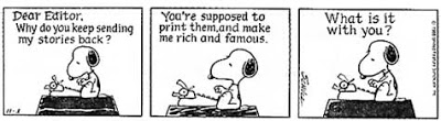 snoopy-freelance-writer