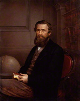 NPG 1765; Alfred Russel Wallace by Thomas Sims