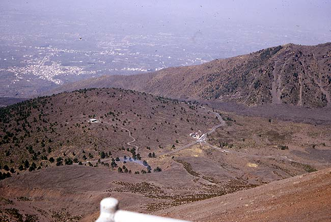 Vesuvius, March 1968