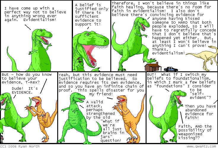 dinosaurepistemology