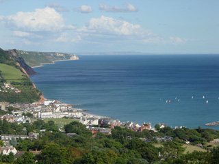 Sidmouth-Lyme-Bay-From-The-