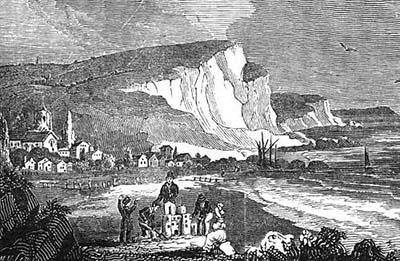 Building sandcastles 1838